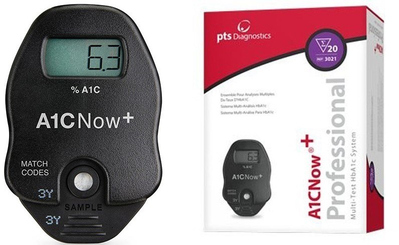 A1C Now+ Device