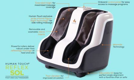 Human Touch Foot And Calf Massager Review