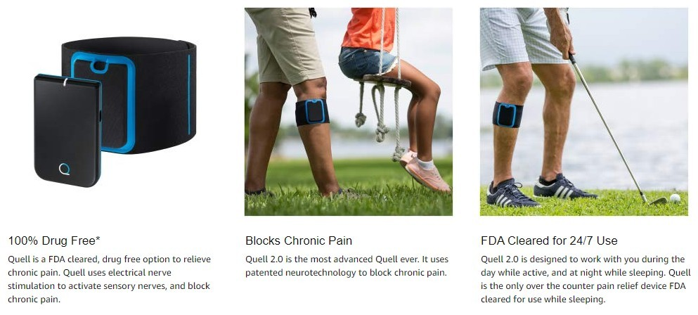 Quell Pain Relief Review