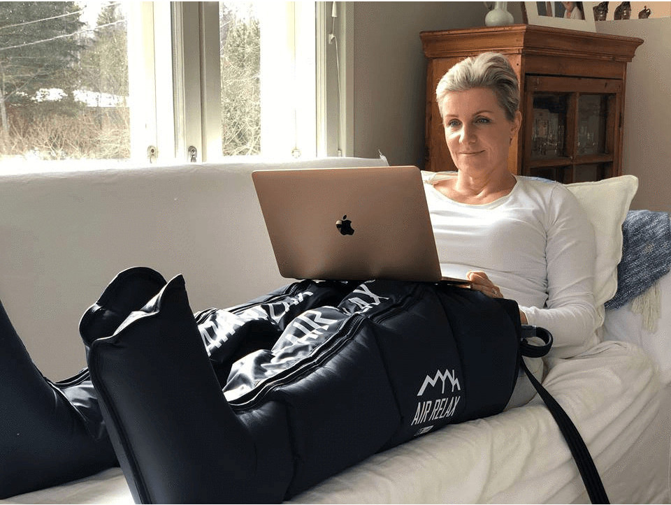 Air Relax Leg Compression Massager Boots Review | Air Relax Leg Recovery System