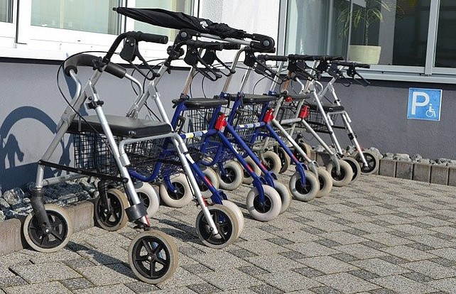 A Guide to Mobility, Daily Living and Walking Aid Options for Elderly and Disabled
