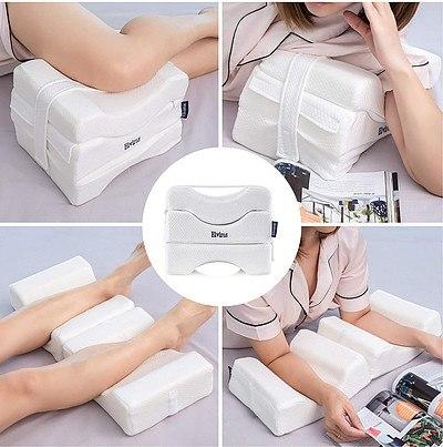Elviros Knee Pillow for Side Sleepers_1