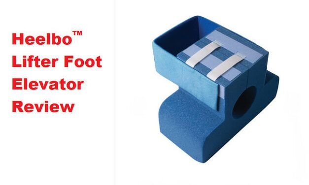 Heelbo Lifter Foot Elevator Review