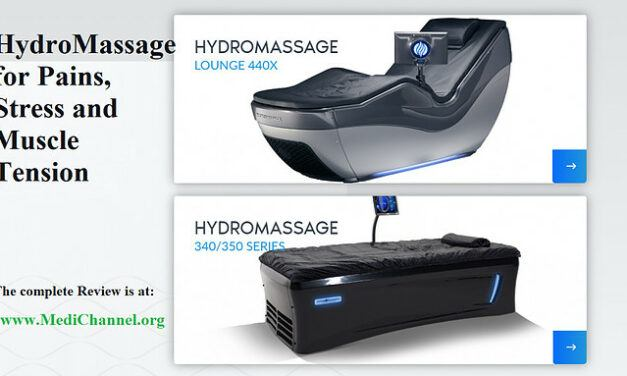 HydroMassage for Pains, Stress and Muscle Tension – Do Hydro Massage Chairs and Beds Work?