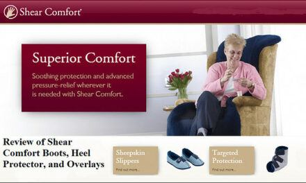 Review of Shear Comfort Boots, Heel Protectors, and Overlays
