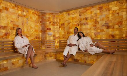 Are Himalayan Salt Brick Walls, Caves and Spas Healthy?
