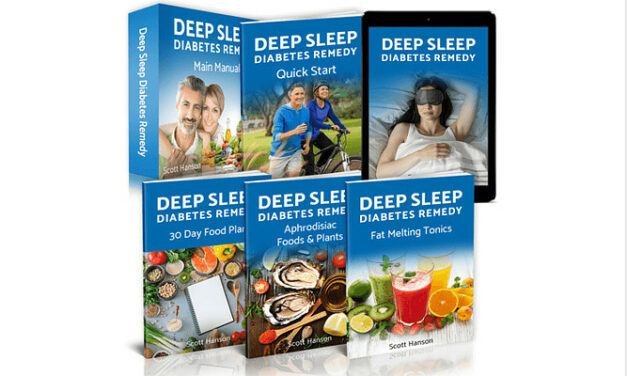 Deep Sleep Diabetes Remedy Review – Does Deep Sleep Diabetes Remedy Work?